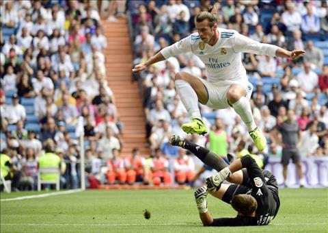 Zidane canh bao phong do cua Gareth Bale hinh anh
