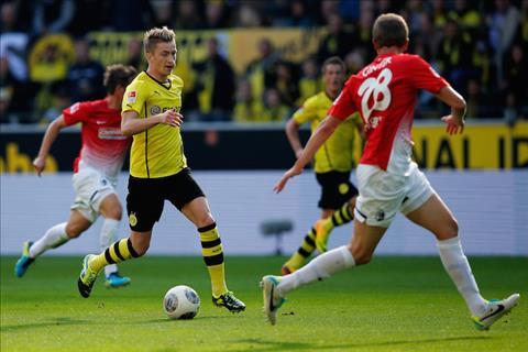 Nhan dinh Freiburg vs Dortmund 20h30 ngay 99 (Bundesliga 201718) hinh anh