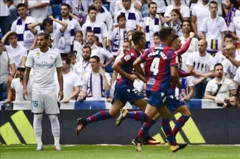 Du am Real 1-1 Levante Don dau nho doi! hinh anh 2