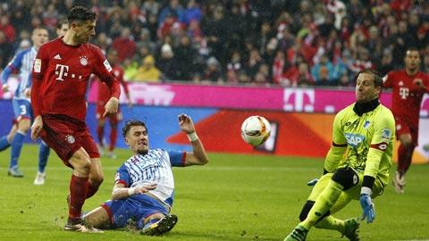 Nhan dinh Hoffenheim vs Bayern Munich 23h30 ngay 99 (Bundesliga 201718) hinh anh