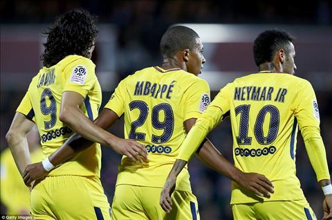 Tong hop Metz 1-5 PSG (Vong 5 Ligue 1 201718) hinh anh
