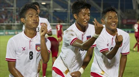 Nhan dinh U18 Myanmar vs U18 Brunei 18h30 ngay 99 (U18 Dong Nam A 2017) hinh anh