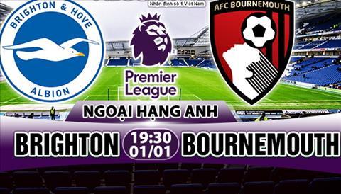 Nhan dinh Brighton vs Bournemouth 19h30 ngay 11 (Premier League 201718) hinh anh