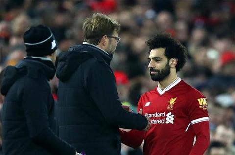 Tien ve Mohamed Salah nghi thi dau 2 tuan hinh anh