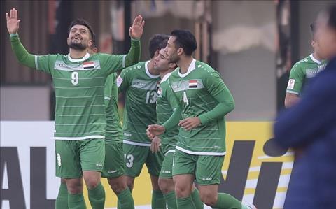 Olympic Iraq rút lui khỏi ASIAD 2018 hình ảnh