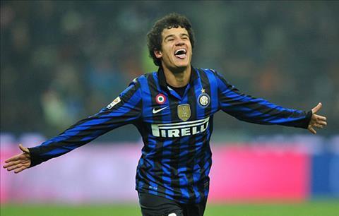 Thuong vu Coutinho tiep tuc xat muoi vao Inter Milan hinh anh
