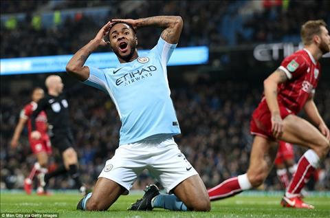 Tiết lộ việc Man City gia hạn hợp đồng với Raheem Sterling hình ảnh