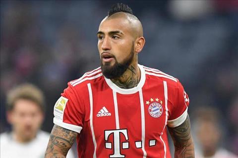 Arturo Vidal noi gi truoc tin bo Bayern sang Chelsea hinh anh