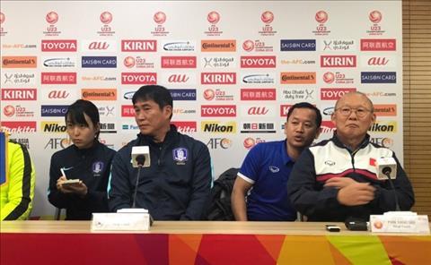 HLV Park Hang Seo U23 Viet Nam se lam duoc dieu dac biet o giai chau A hinh anh