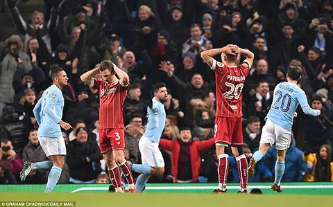 Ket qua Man City vs Bristol ban ket League Cup dem qua 101 hinh anh