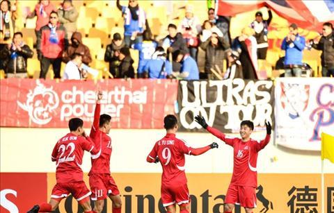 U23 Thai Lan va U23 Malaysia nhan that bai dau tien o VCK chau A hinh anh