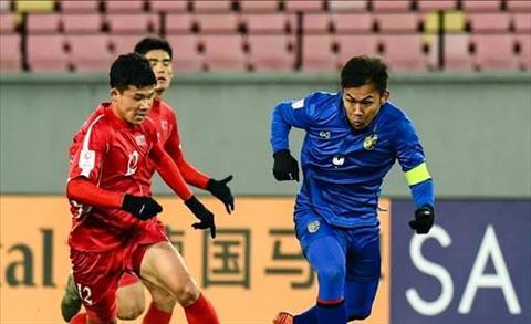 Thu quan U23 Thai Lan noi gi truoc tran gap U23 Nhat Ban hinh anh
