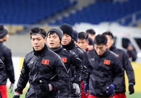 Bao Han lo bi kip cua thay Park giup U23 Viet Nam sung man hinh anh