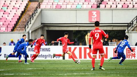 Muon co diem truoc Han Quoc, U23 Viet Nam hay hoc tu Thai Lan va Dong Timor hinh anh 2
