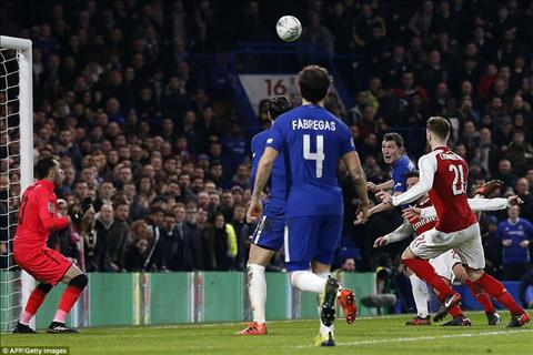 Nhung diem nhan sau tran Chelsea 0-0 Arsenal hinh anh 3