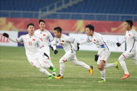 To Naver Han Quoc an tuong voi mot cau thu U23 Viet Nam hinh anh
