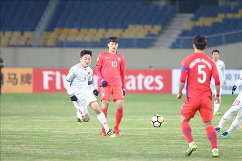 U23 Viet Nam 1-2 U23 Han Quoc Co nhung gia tri lon hon mot ban thang hinh anh