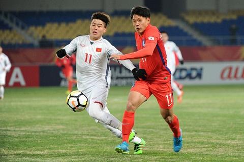 U23 Viet Nam 1-2 U23 Han Quoc Dang khen, nhung the la chua du hinh anh 4