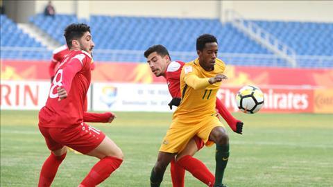 U23 Australia gặp bất lợi trước trận đấu gặp U23 Việt Nam vào ngày 14/1/2018? Ảnh: AFC.