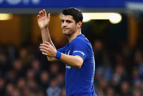 Conte keu goi CDV Chelsea kien nhan voi Morata hinh anh