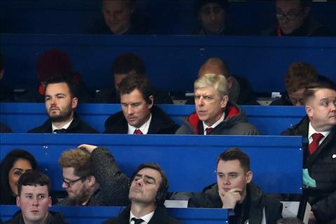 Wenger no vang troi sau khi Arsenal cam hoa Chelsea hinh anh 2