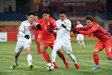 U23 Viet Nam thua nhe Han Quoc Da vay co gi de noi hinh anh