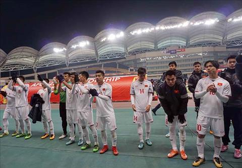 Doi hinh toi uu U23 Viet Nam vs U23 Australia Cong Phuong se thay Duc Chinh hinh anh