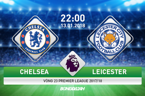 Chelsea vs Leicester (22h00 ngay 131) Chua benh tit ngoi hinh anh