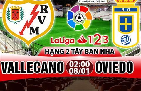 Nhan dinh Vallecano vs Oviedo 03h00 ngày 131 (Hang 2 TBN) hinh anh