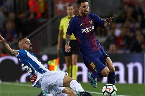 Boc tham tu ket cup Nha vua Derby Catalonia, Real gap ti hon hinh anh