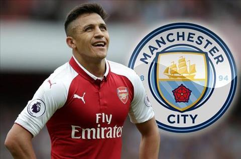 Man City tu tin chieu mo tien dao Alexis Sanchez hinh anh 2