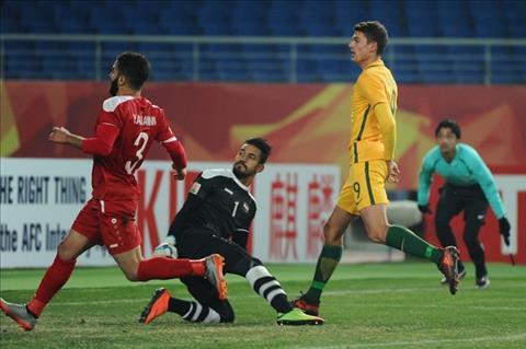 Nguoi hung U23 Australia len tieng truoc tran gap U23 Viet Nam hinh anh