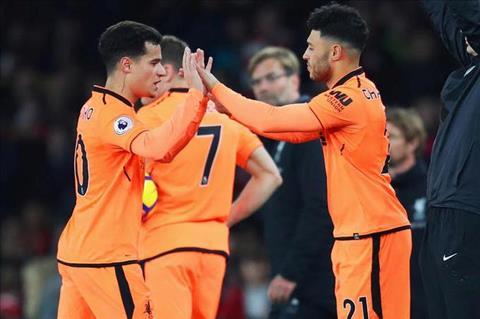 Coutinho ra di khong anh huong gi den Liverpool hinh anh