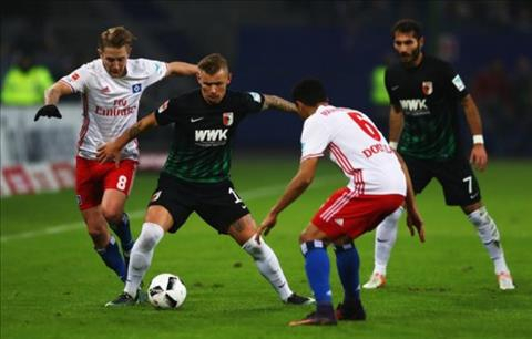Nhan dinh Augsburg vs Hamburg 21h30 ngay 131 (Bundesliga 201718) hinh anh
