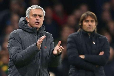 Bi Mourinho khinh, Conte cung doi… khinh lai hinh anh