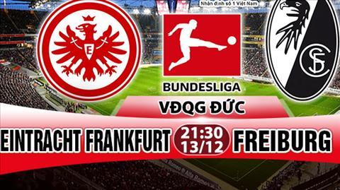 Nhan dinh Frankfurt vs Freiburg 21h30 ngay 131 (Bundesliga 201718) hinh anh