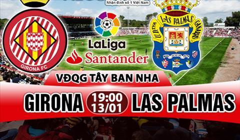 Nhan dinh Girona vs Las Palmas 19h00 ngay 131 (La Liga 201718) hinh anh