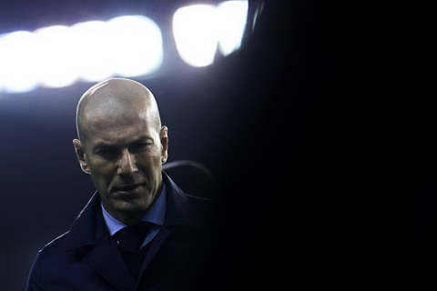 HLV Zinedine Zidane co the dan dat DT Phap hinh anh 2