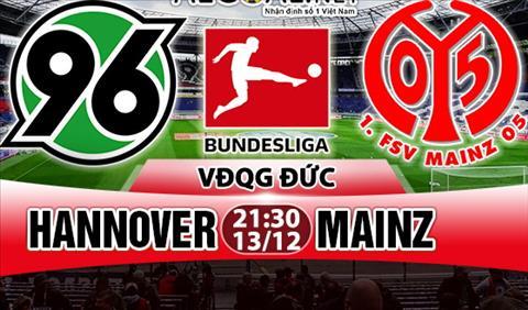 Nhan dinh Hannover vs Mainz 21h30 ngay 131 (Bundesliga 201718) hinh anh