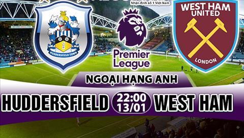 Nhan dinh Huddersfield vs West Ham 22h00 ngay 131 (Premier League 201718) hinh anh