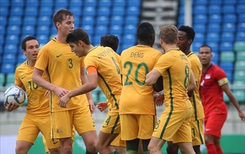 U23 Viet Nam vs U23 Australia (15h00 ngay 141) Viet tiep giac mo hinh anh 2