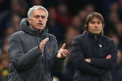 Mourinho va Conte