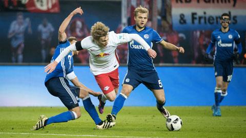 Nhan dinh Leipzig vs Schalke 00h30 ngay 141 (Bundesliga 201718) hinh anh