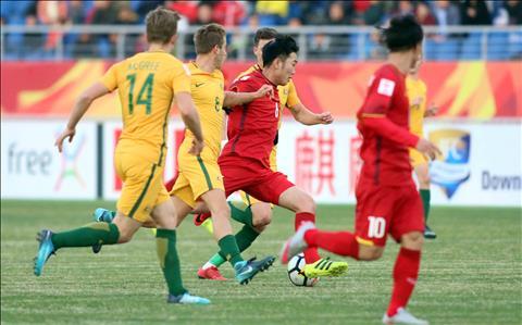 Doi hinh U23 Viet Nam dau U23 Syria An toan la tren het hinh anh 2