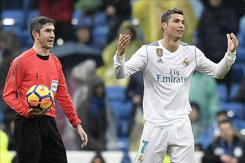 Tong hop Real Madrid 0-1 Villarreal (Vong 19 La Liga 201718) hinh anh