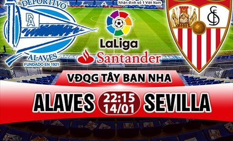 Nhan dinh Alaves vs Sevilla 22h15 ngay 141 (La Liga 201718) hinh anh