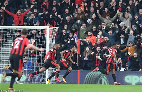 Bournemouth 2-1 Arsenal that vong tien dao Lacazette hinh anh 2