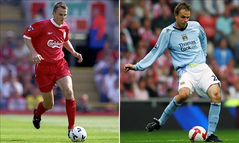 Top 10 danh thu khoac ao ca Liverpool va Man City hinh anh 5