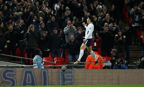 Tottenham 4-0 Everton (KT) Ga trong gay vang tai Wembley hinh anh