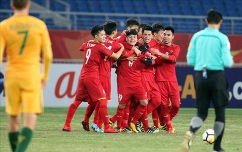 HLV Nguyen Thanh Vinh U23 Australia thua tu cach nhap cuoc hinh anh